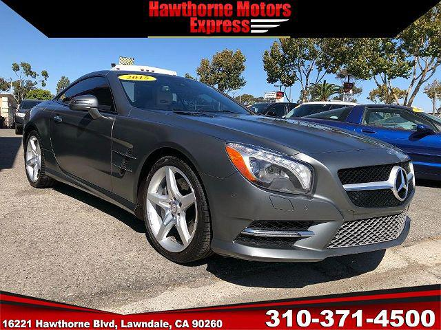 2015 Mercedes-Benz SL-Class SL 400 for sale in Lawndale, CA