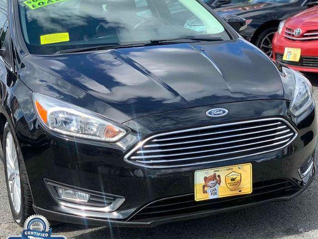 2015 Ford Focus Titanium for sale in Milford, MA