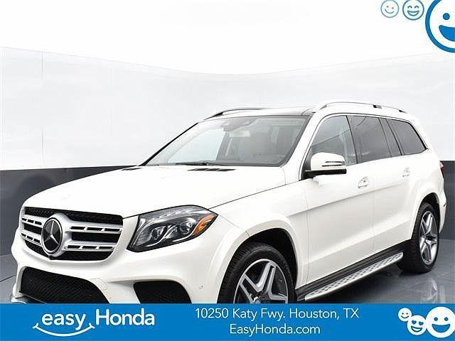 2017 Mercedes-Benz GLS GLS 550 for sale in Houston, TX