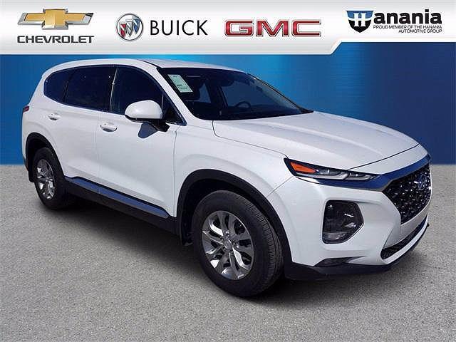 2020 Hyundai Santa Fe SEL for sale in Saint Augustine, FL