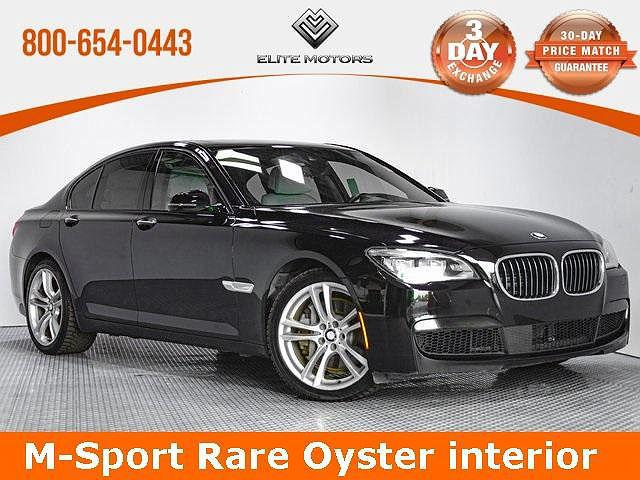 2014 BMW 7 Series 750i xDrive for sale in Waukegan, IL