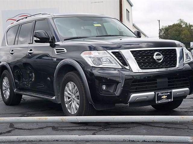 2018 Nissan Armada SV for sale in Terrell, TX