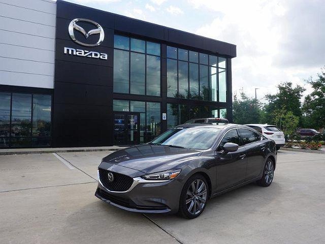 2018 Mazda Mazda6 Grand Touring for sale in Baton Rouge, LA