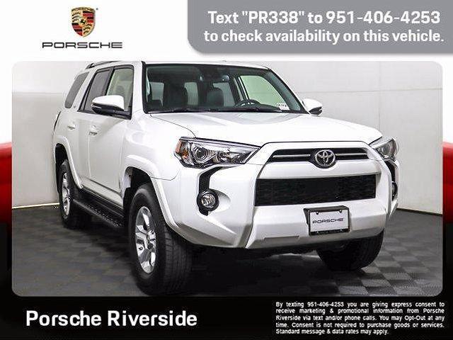 2020 Toyota 4Runner SR5 for sale in Riverside, CA