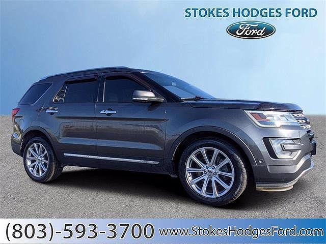 2016 Ford Explorer Limited for sale in Graniteville, SC