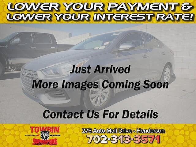 2019 Hyundai Accent SE for sale in Henderson, NV