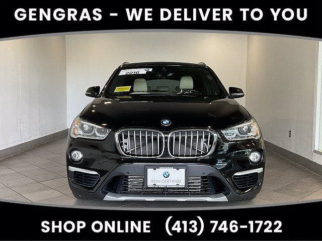 2016 BMW X1 xDrive28i for sale in West Springfield, MA