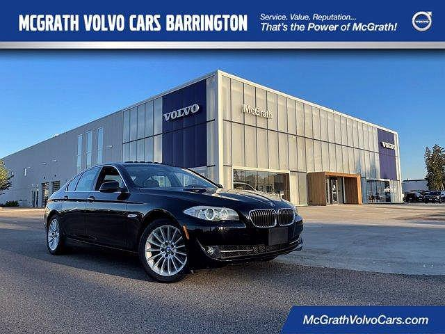 2013 BMW 5 Series 535i xDrive for sale in Barrington, IL