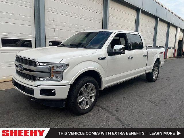 2019 Ford F-150 Platinum for sale in Gaithersburg, MD