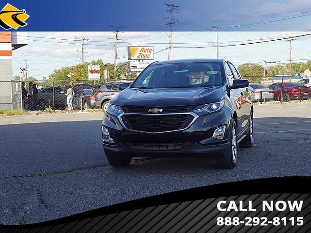 2021 Chevrolet Equinox LT for sale in Temple Hills, MD