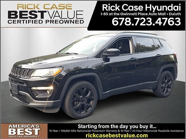 2018 Jeep Compass Limited for sale in Duluth, GA