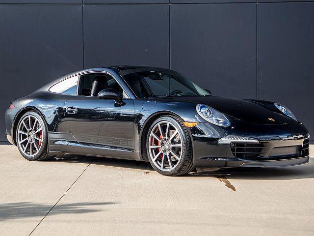 2014 Porsche 911 Carrera S for sale in Houston, TX