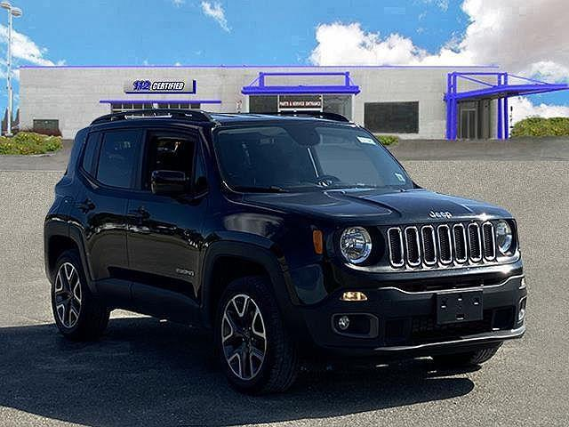 2017 Jeep Renegade Latitude for sale in Medford, NY