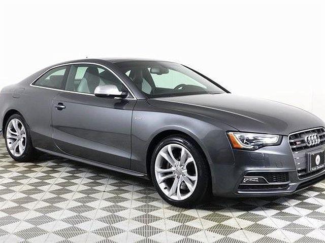 2015 Audi S5 Premium Plus for sale in Danbury, CT