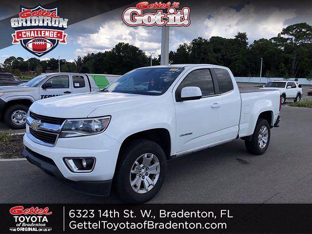 2015 Chevrolet Colorado 2WD LT for sale in Bradenton, FL