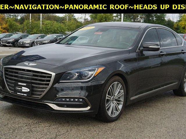 2019 Genesis G80 3.8L for sale in Highland Park, IL
