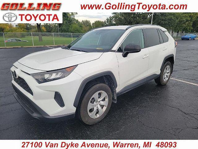 2019 Toyota RAV4 LE for sale in Warren, MI