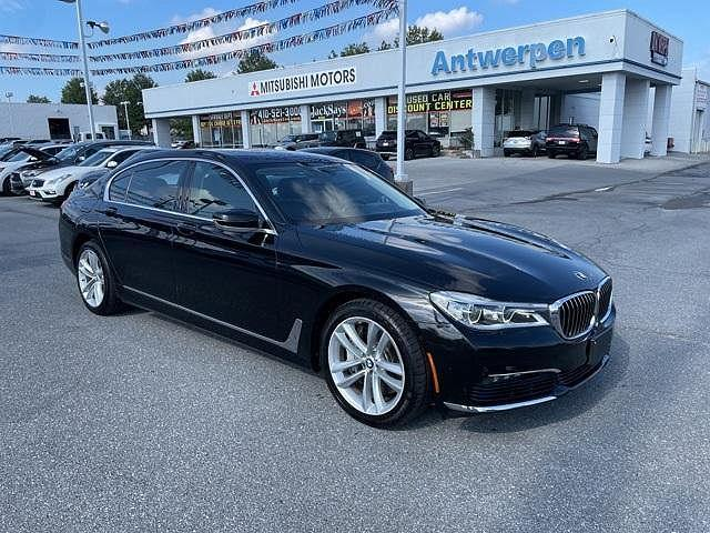 2017 BMW 7 Series 750i xDrive for sale in Randallstown, MD