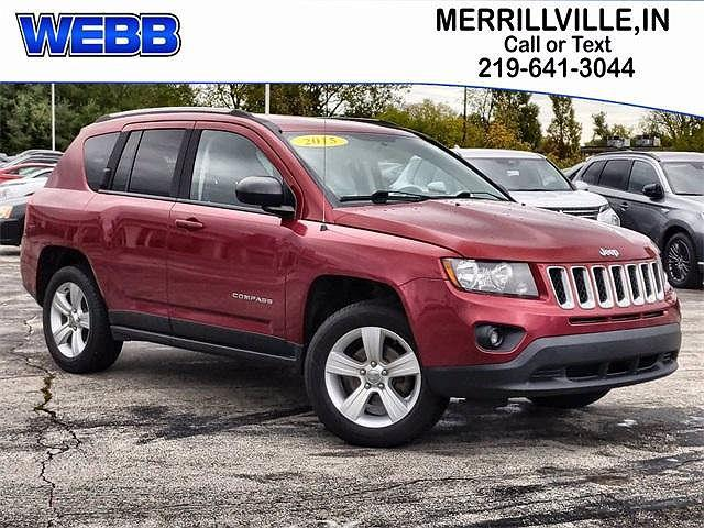 2015 Jeep Compass Sport for sale in Merrillville, IN