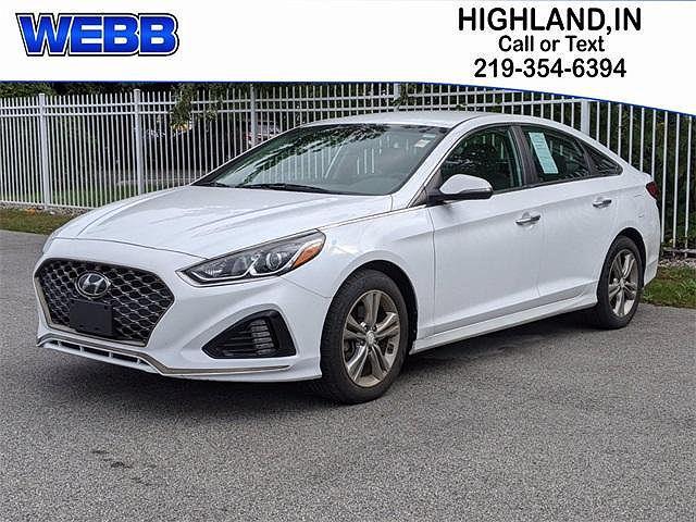2019 Hyundai Sonata SEL for sale in Highland, IN