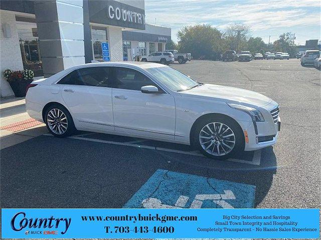 2018 Cadillac CT6 Luxury AWD for sale in Leesburg, VA