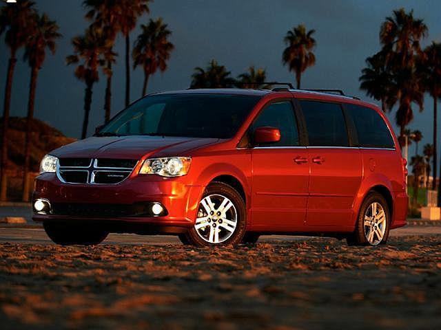 2012 Dodge Grand Caravan Crew for sale in Garden City, MI