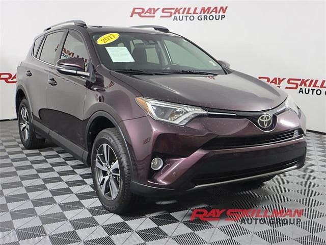 2017 Toyota RAV4 XLE for sale in Indianapolis, IN