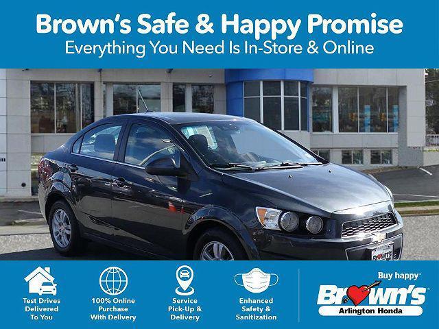 2014 Chevrolet Sonic LT for sale in Arlington, VA