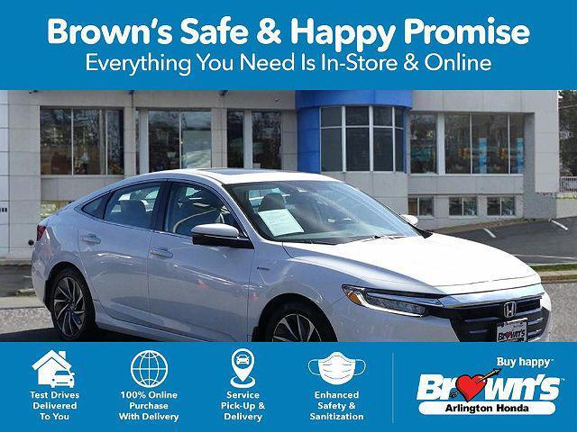 2020 Honda Insight Touring for sale in Arlington, VA