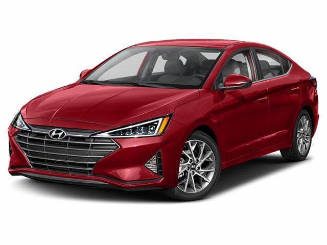 2019 Hyundai Elantra Limited for sale in Nampa, ID