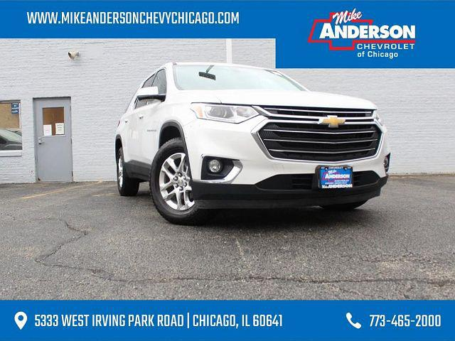 2019 Chevrolet Traverse LT Cloth for sale in Chicago, IL