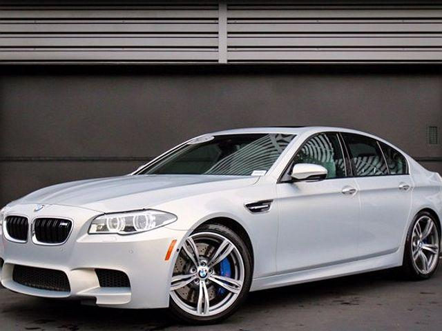 2015 BMW M5 4dr Sdn for sale in Bellevue, WA