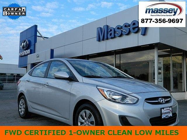 2017 Hyundai Accent SE for sale in Hagerstown, MD
