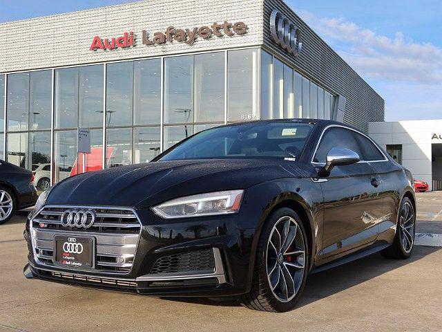 2018 Audi S5 Coupe Premium Plus for sale in Lafayette, LA