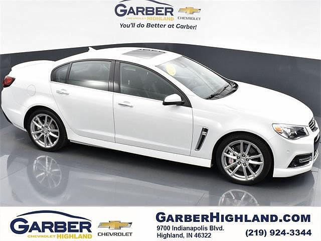 2014 Chevrolet SS 4dr Sdn for sale in Highland, IN