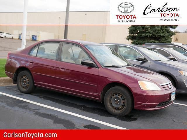 2003 Honda Civic LX for sale in Coon Rapids, MN