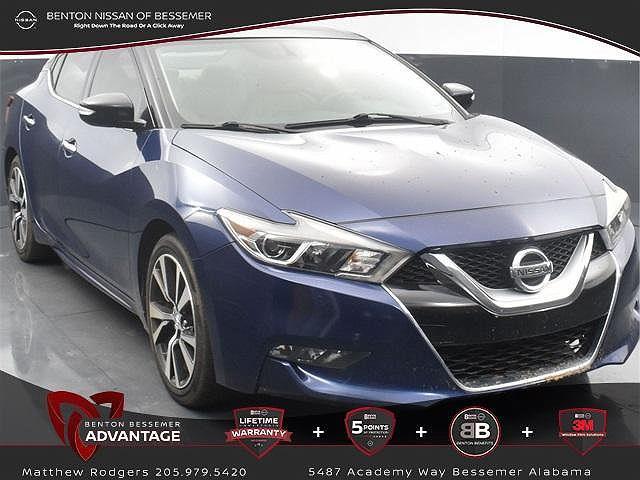 2017 Nissan Maxima SL for sale in Bessemer, AL
