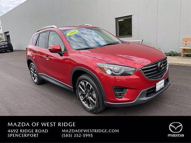 2016 Mazda CX-5 Grand Touring for sale in Spencerport, NY