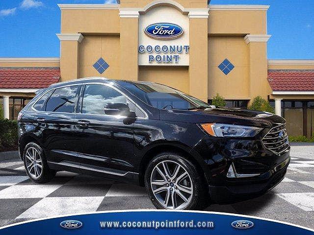 2019 Ford Edge Titanium for sale in Estero, FL