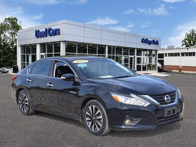 2018 Nissan Altima 2.5 SV for sale in College Park, MD