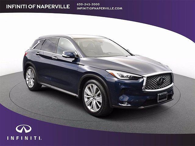 2020 INFINITI QX50 SENSORY for sale in Naperville, IL