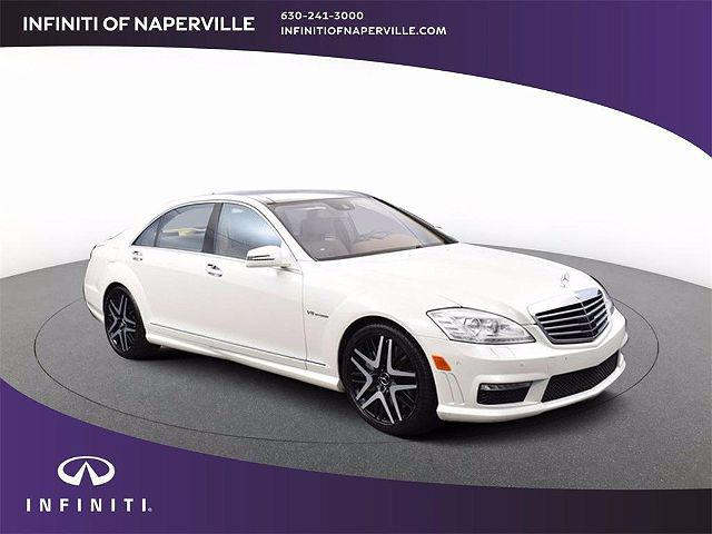 2011 Mercedes-Benz S-Class S 63 AMG for sale in Naperville, IL