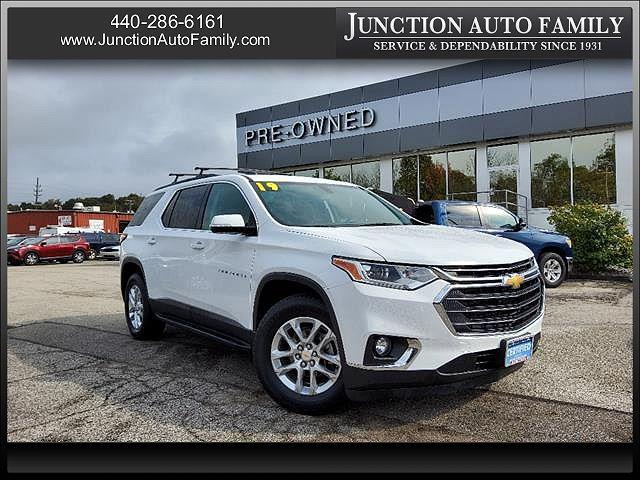 2019 Chevrolet Traverse LT Cloth for sale in Chardon, OH