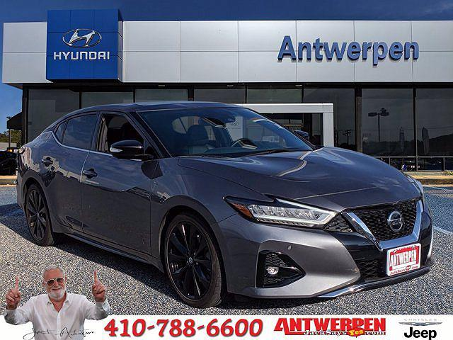 2019 Nissan Maxima SR for sale in Baltimore, MD