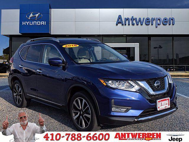 2018 Nissan Rogue SL for sale in Baltimore, MD