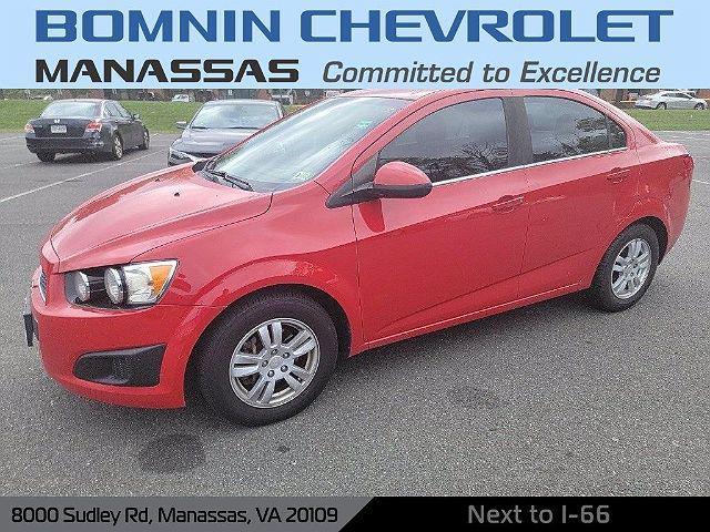 2013 Chevrolet Sonic LT for sale in Manassas, VA
