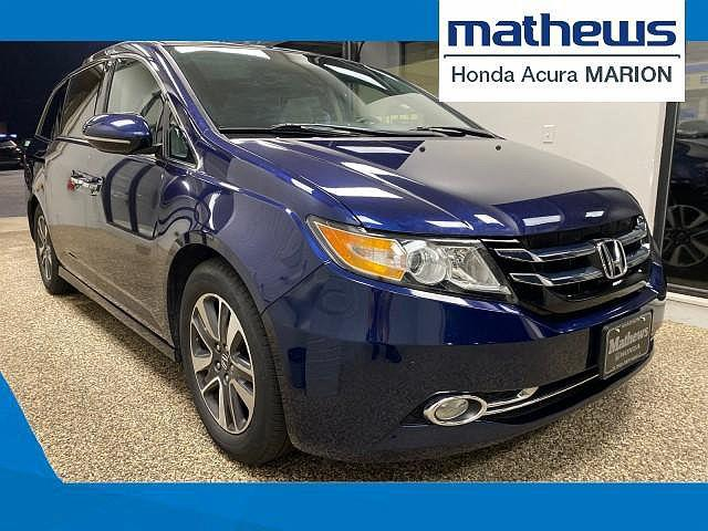 2014 Honda Odyssey Touring for sale in Marion, OH