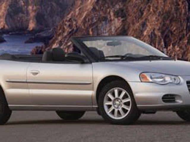 2005 Chrysler Sebring Conv Touring for sale in Merrillville, IN