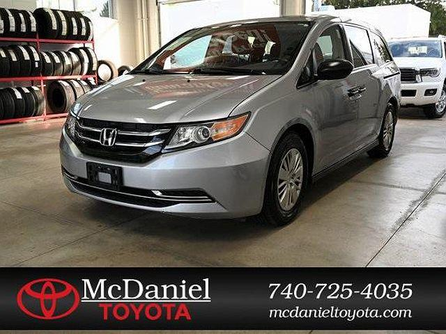 2016 Honda Odyssey LX for sale in Marion, OH
