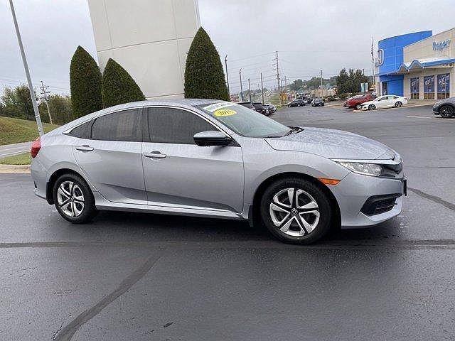 2018 Honda Civic Sedan LX for sale in Joplin, MO